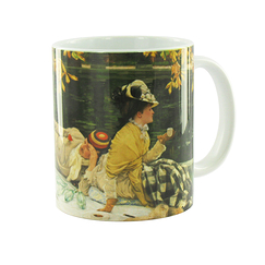 Mug James Tissot - Holyday