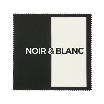 Microfibre Noir et blanc
