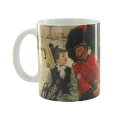Mug James Tissot - Portsmouth