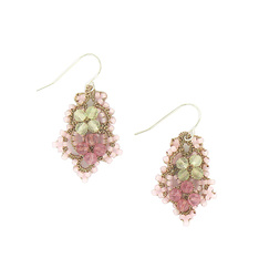 Rose Trianon Frivolity Earrings