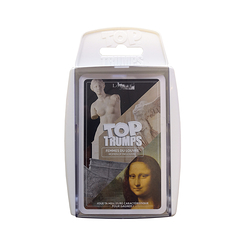 Top Trumps ® - Women of the Louvre