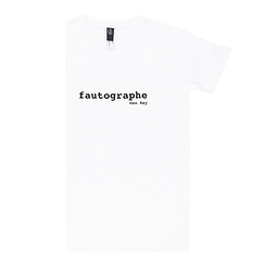 T-Shirt Man Ray - Fautographe