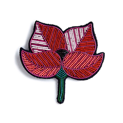 Poppy Brooch - Macon & Lesquoy