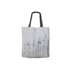 Tote Bag Boltanski - Animitas blanc