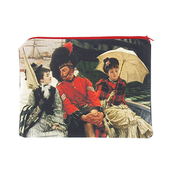 Pouch James Tissot - Portsmouth