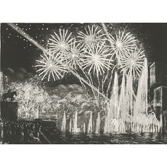 Les Fontaines Lumineuses (Exposition1937)