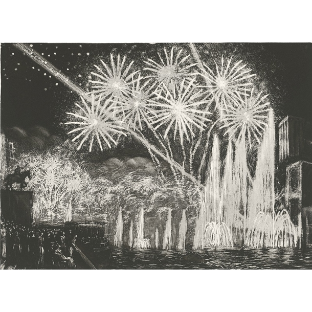The Luminous Fountains (1937 Exhibition)