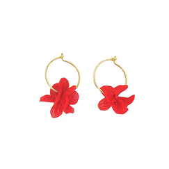 Earrings Poppy - Cécile Boccara