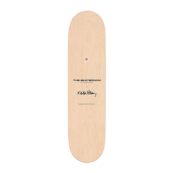 Skateboard Keith Haring Untitled (Smile) - The Skateroom