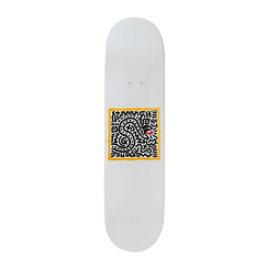 Skateboard Keith Haring Untitled (Snake) - The Skateroom