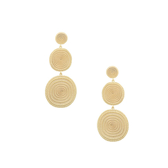 Demeter Earrings - Collection Constance