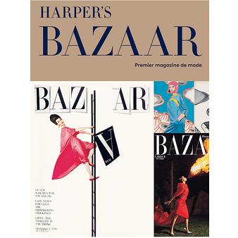 Harper's Bazaar - First fashion magazine - Exhibition catalogue