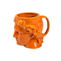 Mug Apollon Hestia - Orange - Doiy