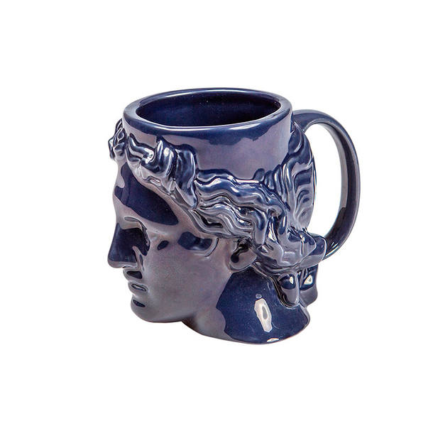 Apollo Hestia Mug Blue - Doiy
