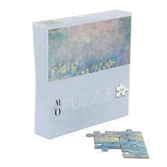 54 pieces Jigsaw puzzle Claude Monet - Waterlilies - Morning