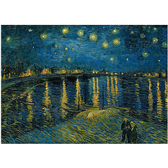 Poster Vincent van Gogh - Starry Night
