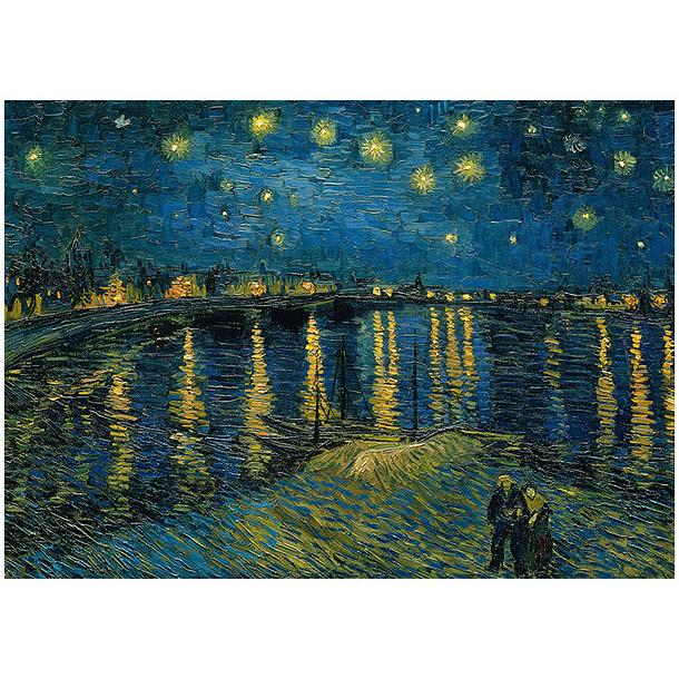 Poster Vincent van Gogh - Starry Night | Boutiques de Musées