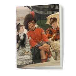 Cahier James Tissot - Portsmouth