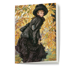 Notebook James Tissot - October