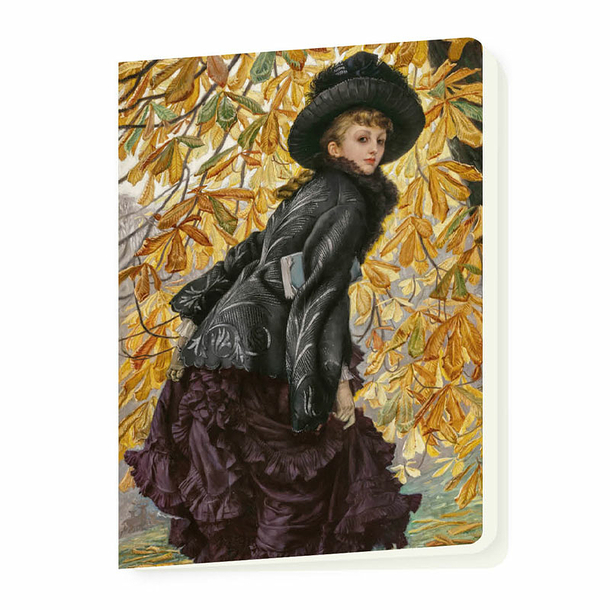 Cahier James Tissot - Octobre