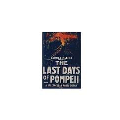 The Last days of Pompeii Magnet