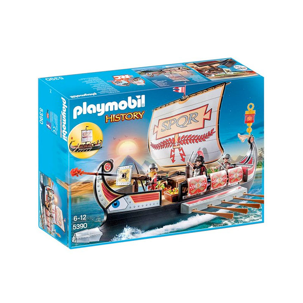 Roman Galley - Playmobil