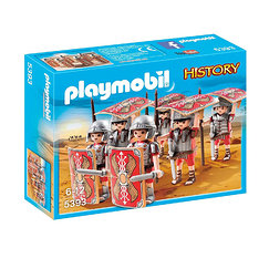 Bataillon romain - Playmobil