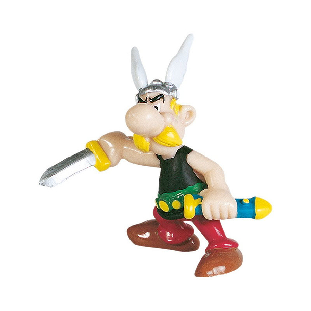 Figurine Asterix with his sword