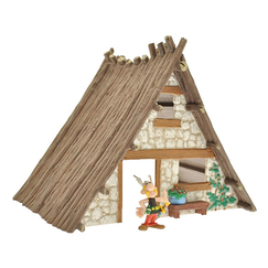 Asterix House and figurine Box set
