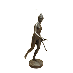 Diana the Huntress - Jean-Antoine Houdon