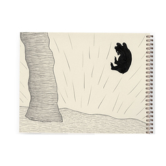 Notebook Léopold Chauveau - Story of the big snail / Little bear
