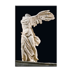 Victory of Samothrace - Magnet.