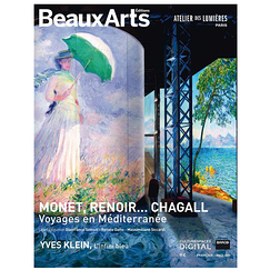Beaux Arts Special Edition / Monet, Renoir... Chagall. Journeys around the Mediterranean