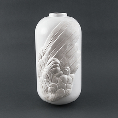 Wing Vase - Large - White