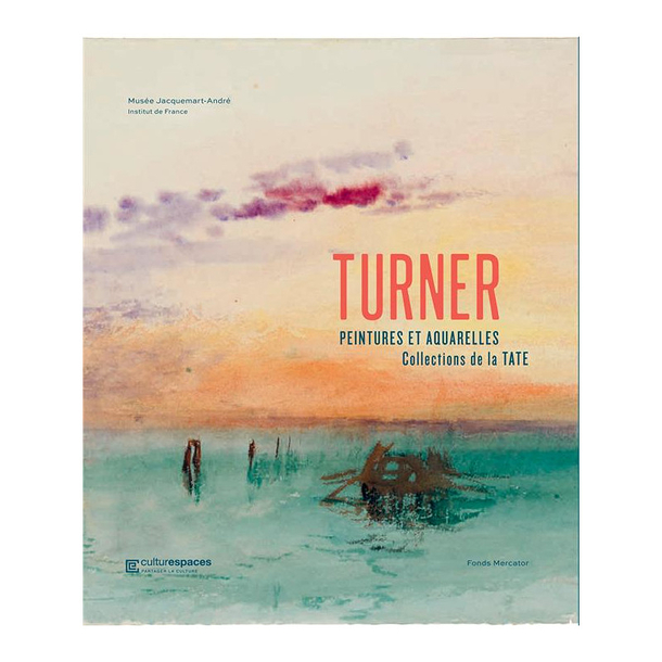 Turner Paintings and watercolours from the Tate- Exhibition catalogue