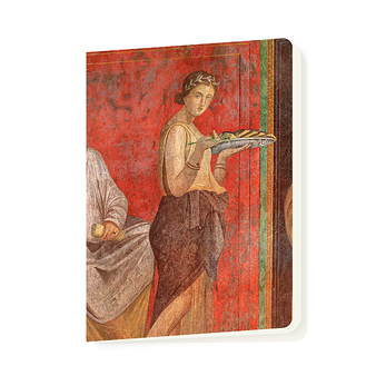 Notebook Pompeii - Fresco Villa of the mysteries