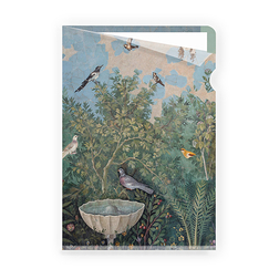 Pompeii Clear file - Fresco House of the golden bracelet - A4