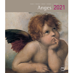 Small Calendar Angels 2021