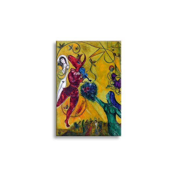 Marc Chagall - The Dance Magnet