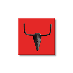 Pablo Picasso - Bull's Head Magnet