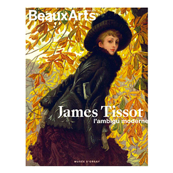 Beaux Arts Special Edition / James Tissot, Ambiguously modern
