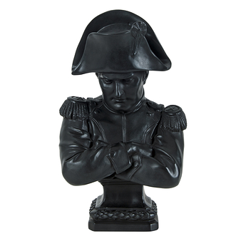 Bust of the Emperor Napoleon - Black