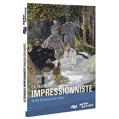 """Scandalous Impressionists"" Dvd"