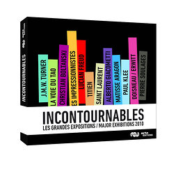 "Box Set DVD ""Incontournables - Major exhibitions 2010"""