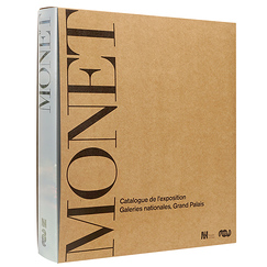 Exhibition catalogue Monet