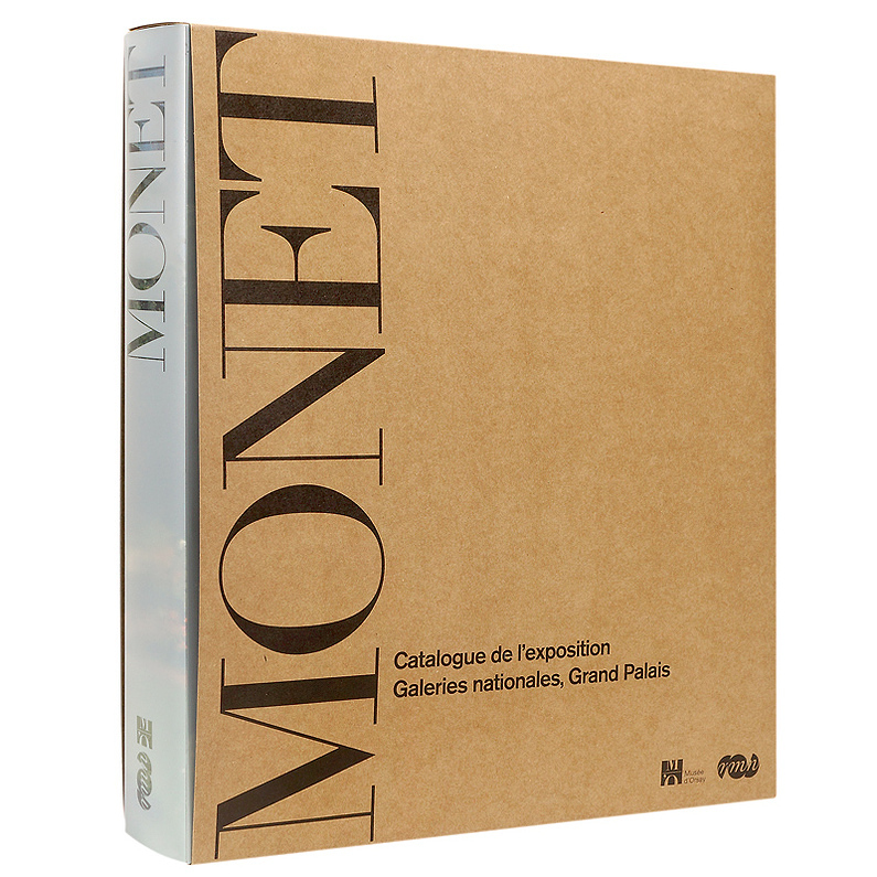 Catalogue de l'exposition Monet