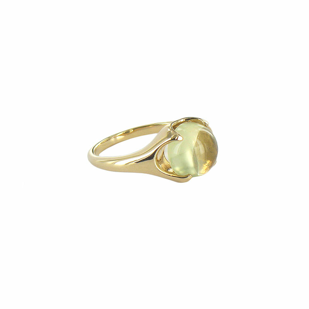 Ann of Cleves Quartz Ring