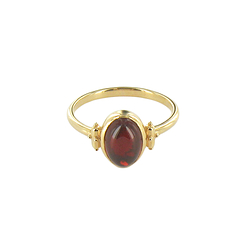 Elisabeth of austria Ring with cabochon