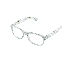 Corrective lenses - Rose and Cornflower