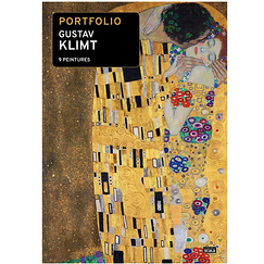 Portfolio Gustav Klimt - 9 paintings